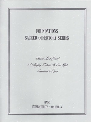 Foundations - Intermediate Volume 3