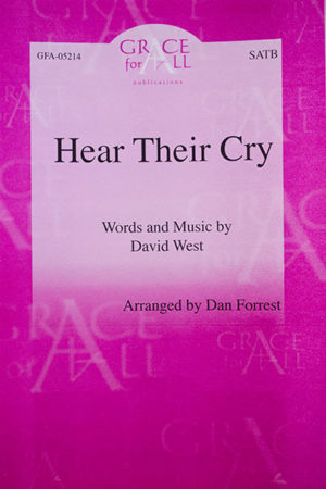 Hear Their Cry