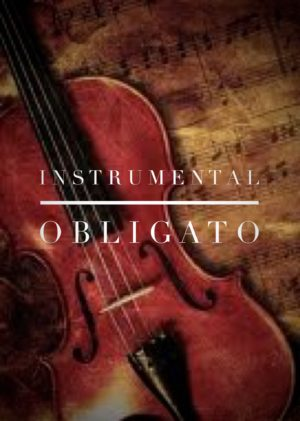 Instrument Obligato
