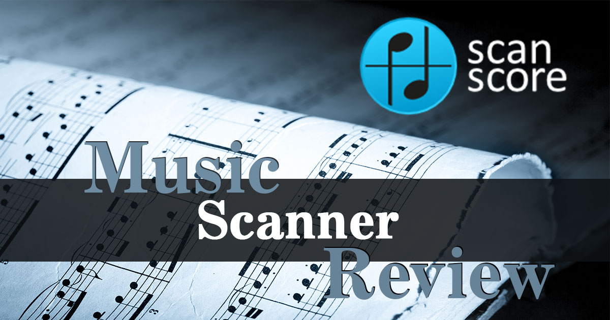ScanScore Review - music scanning software | Grace For All Music